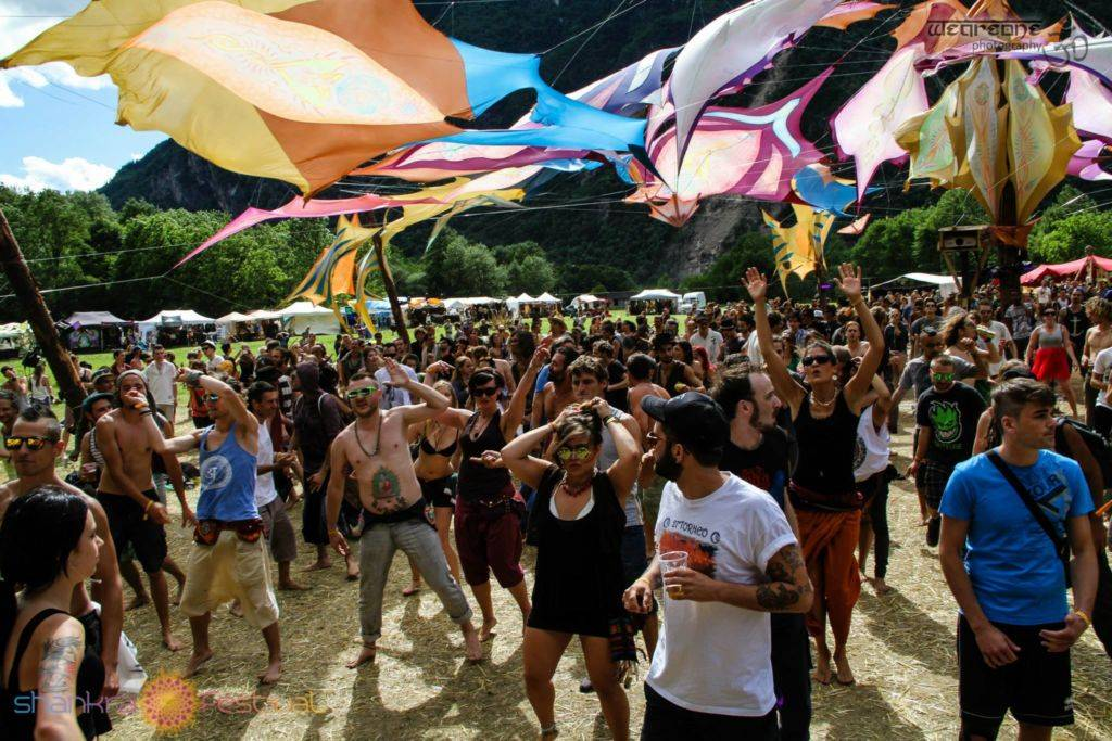 Shankra Festival 2015 - One of the most amazing festival locations