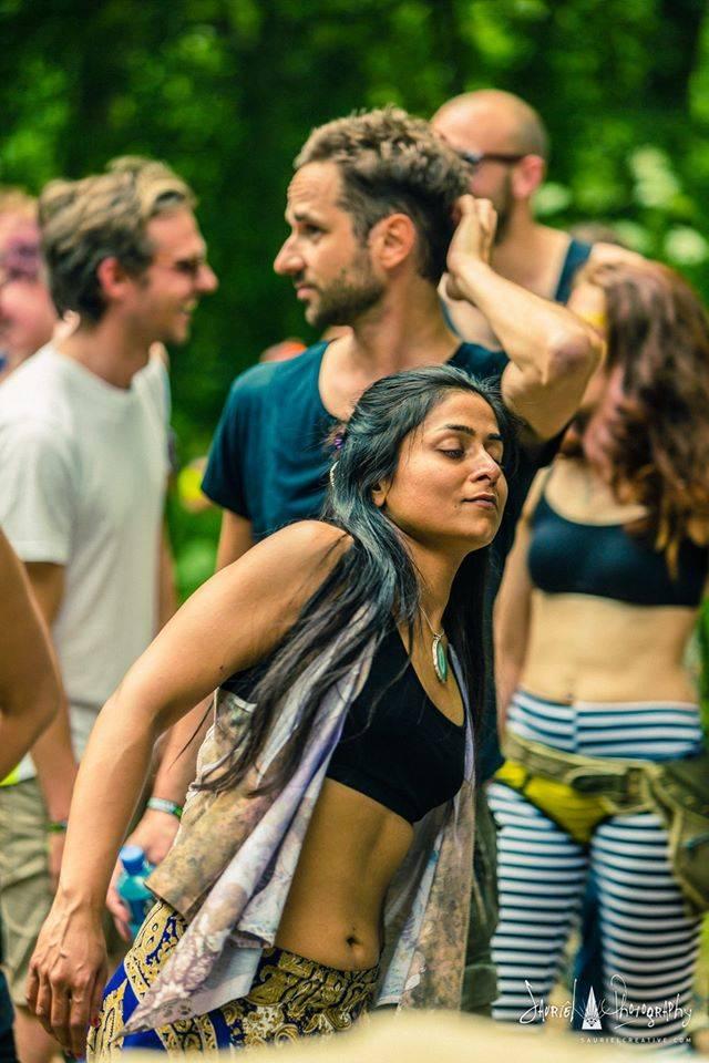 Noisily Festival 2015 dance