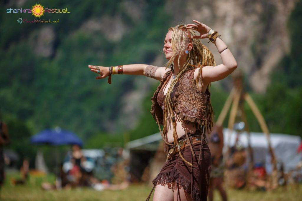 Shankra Festival 2015 people