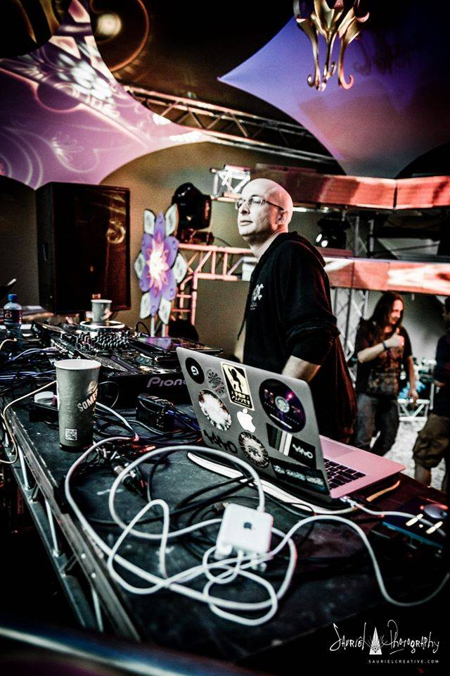dick trevor Noisily Festival 2015