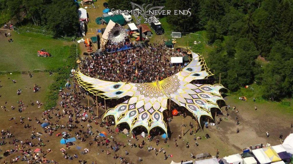 Summer Never Ends Festival 2015