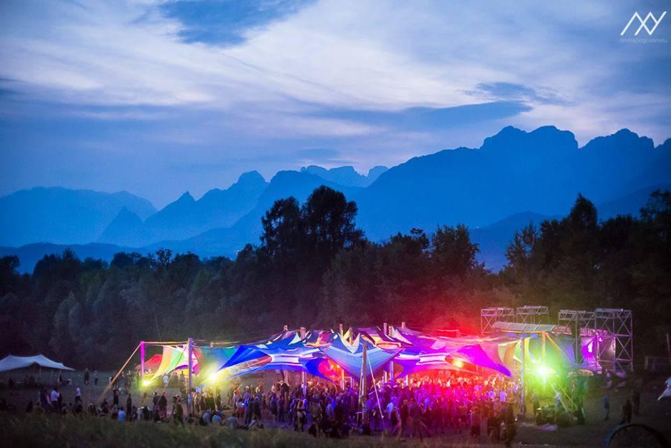 Sonica Dance Festival 10th edition, 2015
