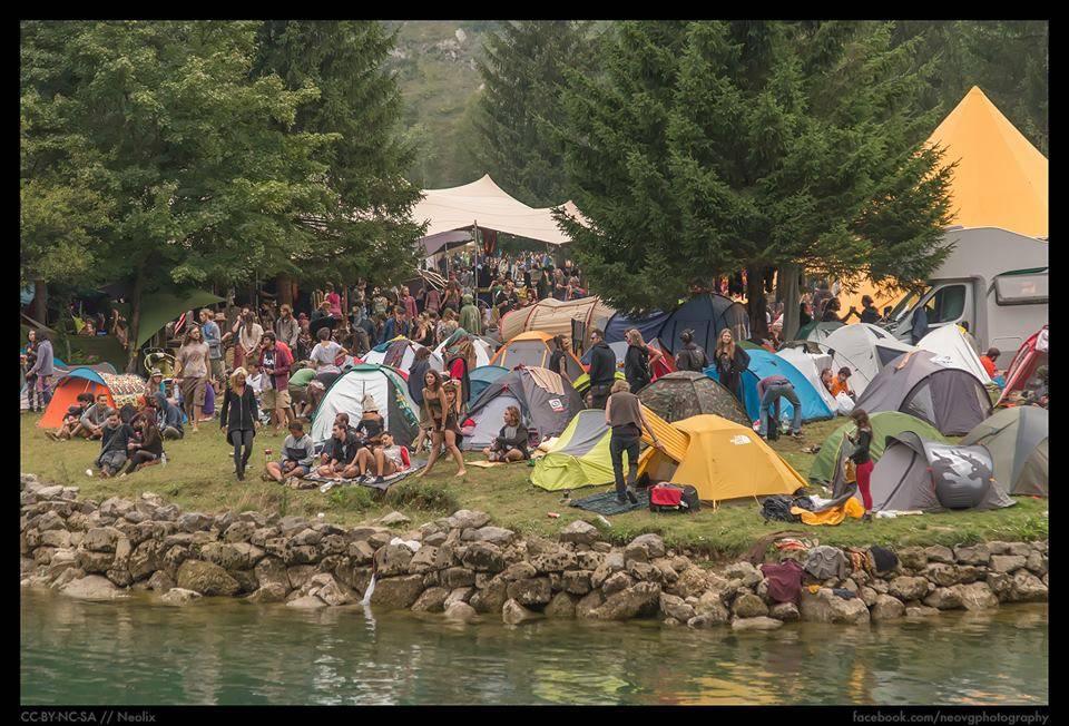 MoDem (Momento Demento) Festival 2015, part 2 the location