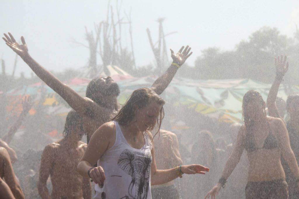 Trancentral at Ozora Festival