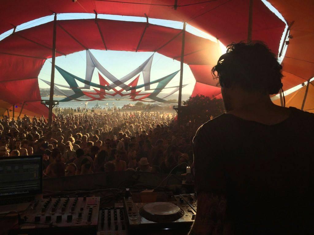Emok @ Boom festival