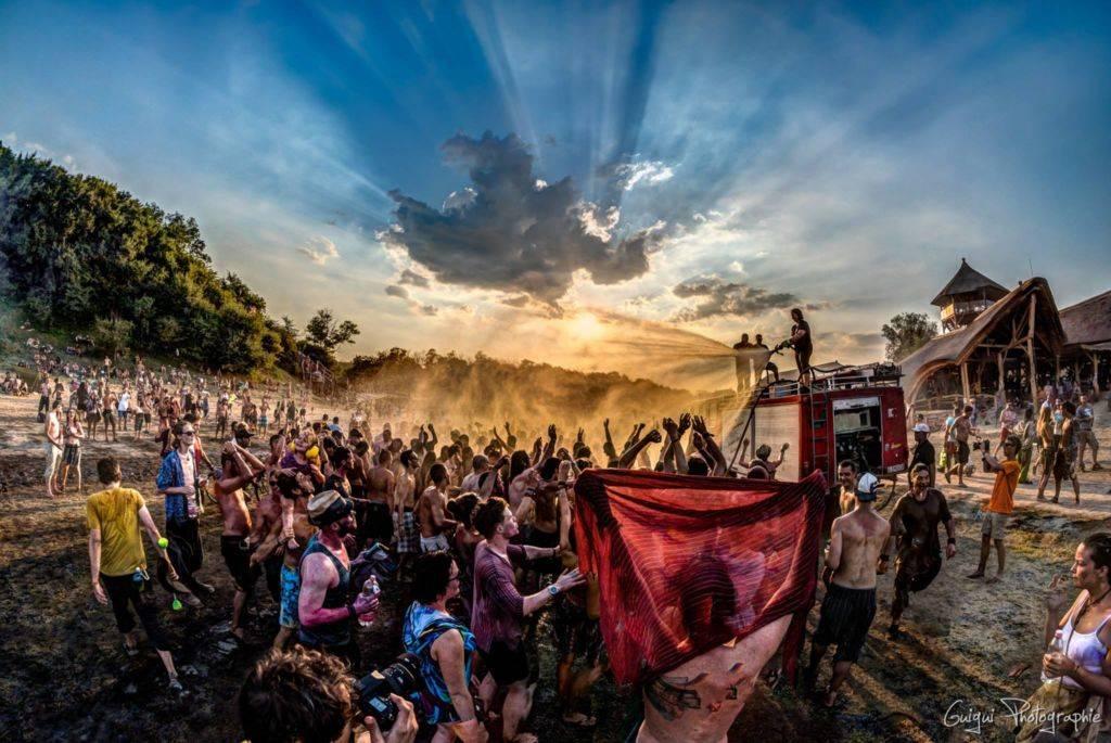 Ozora Festival 2015, part 2