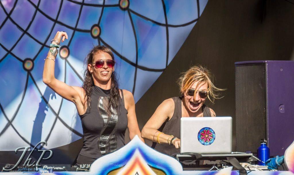 Kati Bohm and Katja K-Fox.