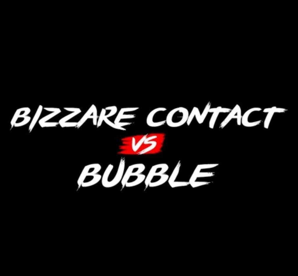 bizzare bubble