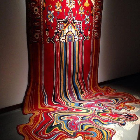 Real Flying Psychedelic Carpets Trancentral