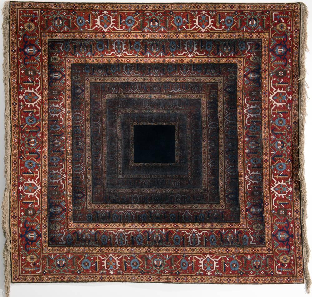 Mostra alla Galleria di Montoro Psychedelic Carpets