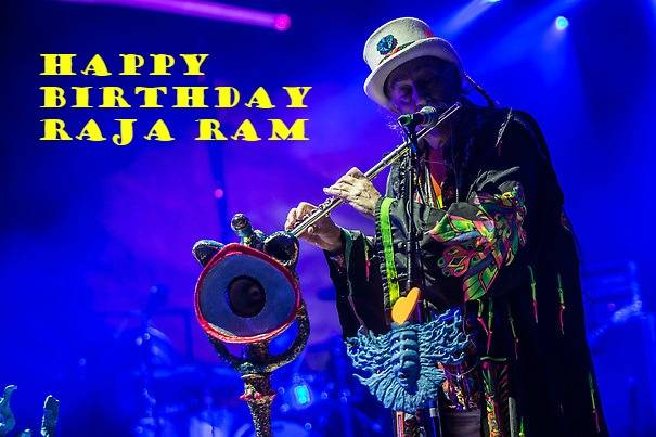 A tribute to Raja Ram - 75 years young