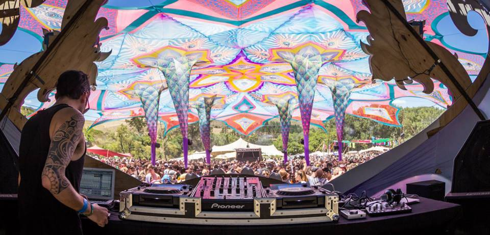 skyfall @ origin festival photo by brent photographby