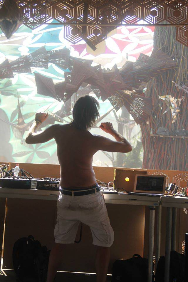 DJ Tristan: One of the most colorful figures in the scene
