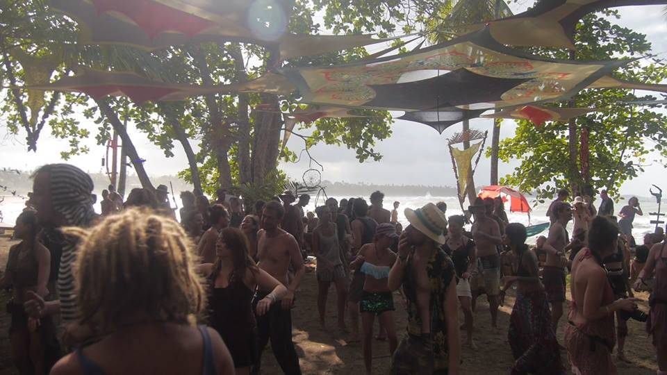 Tribal Gathering 2016 - Panama
