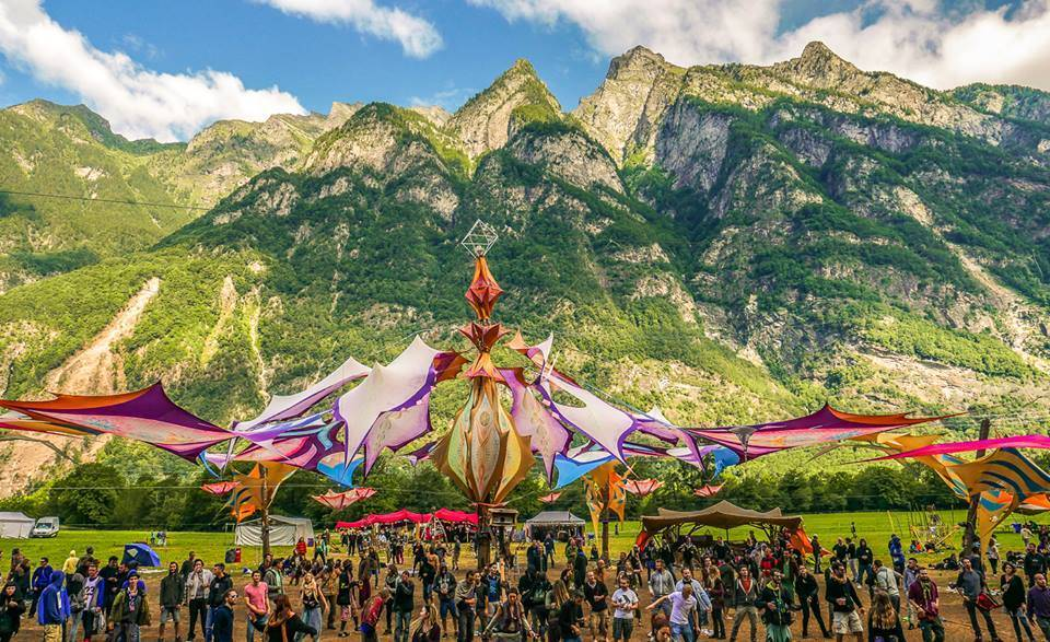 Trancentral presents: A guide to 2016 summer festival season in Europe.