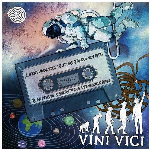 Iboga Records released Vini Vici remixes package