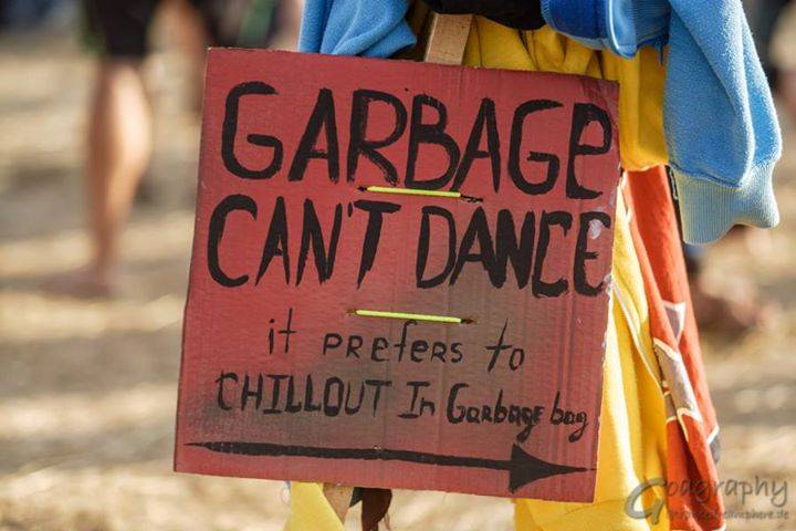 Garbage cant dance