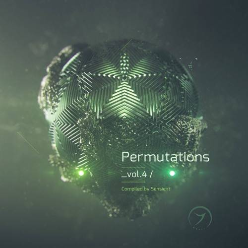 Zenon Records present VA - Permutations, Vol. 4 Compiled by Sensient