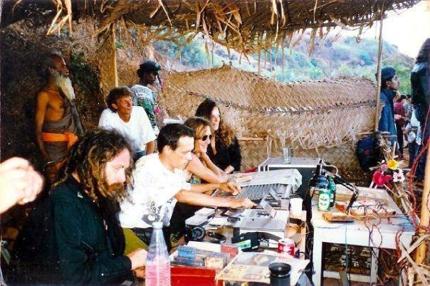 1992x - Goa Gil & Laurent Goa early 90s