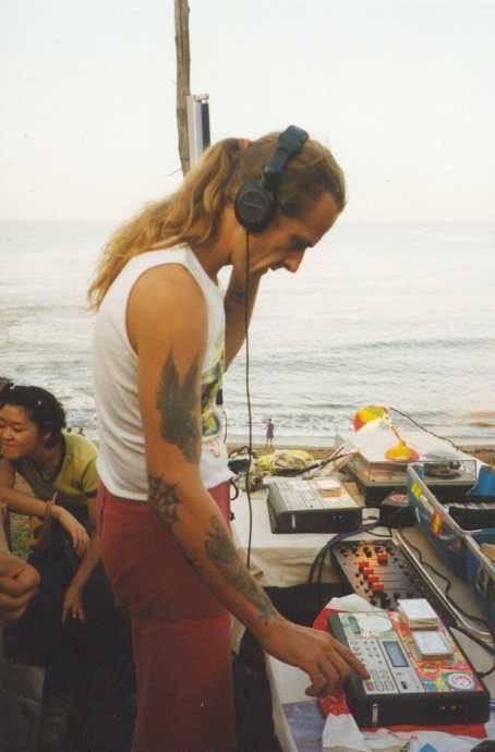 Jorg @ Paradiso 90s