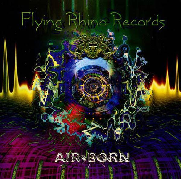 Classic Goa Trance CD Covers air born