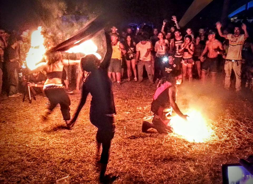 fire dance_ Israel Young