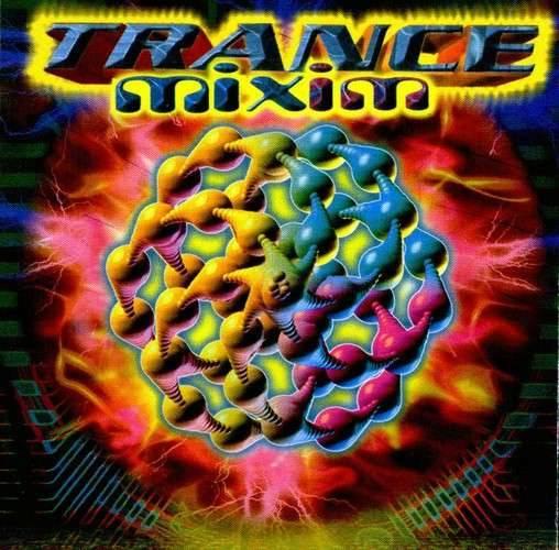 Classic Goa Trance CD Covers