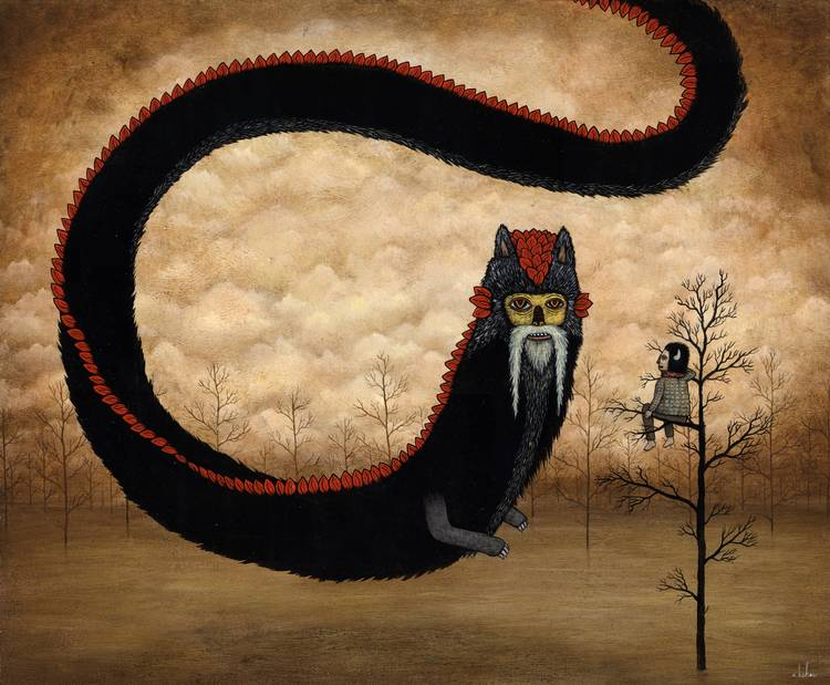 Andy Kehoe Forest-Flood