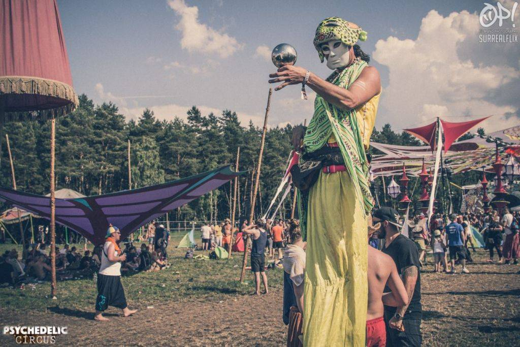 psychedelic circus open air festival 2017