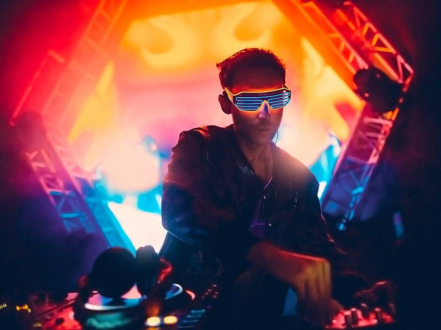 Noisily Festival of Music and Arts Festival 2016 dj