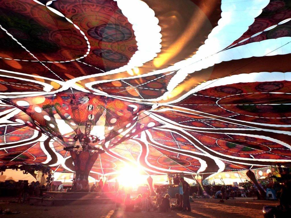 Antaris Project Festival decoration 2016
