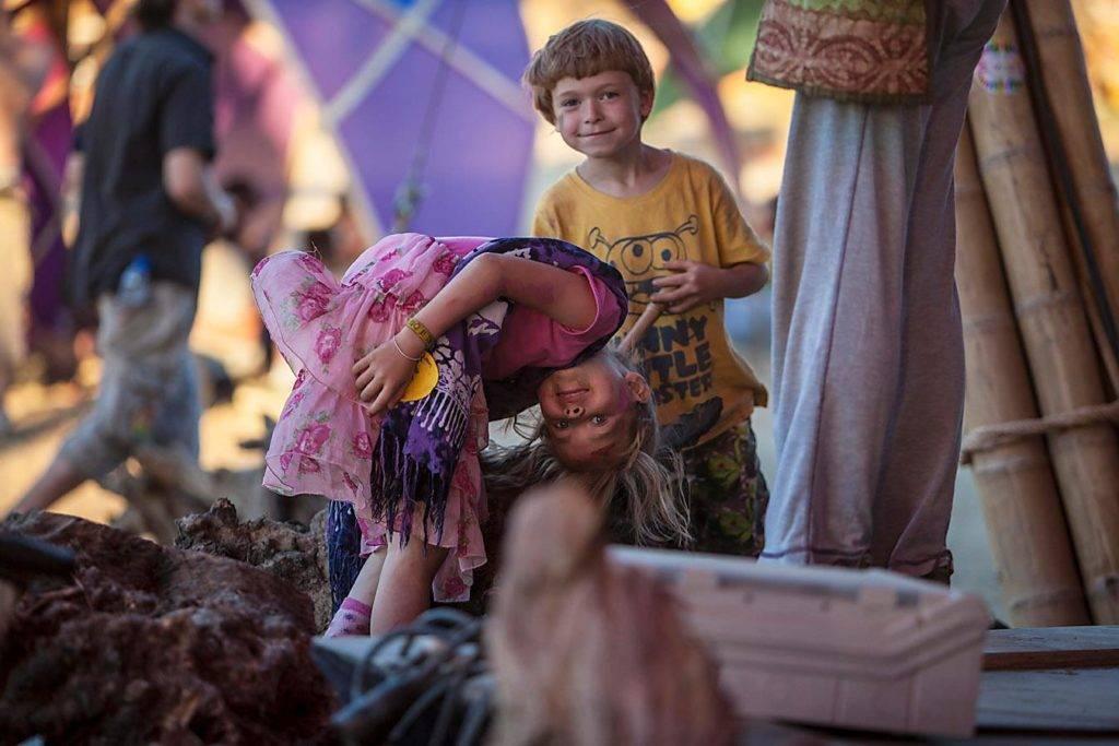 Boom Festival 2012 - kids activities