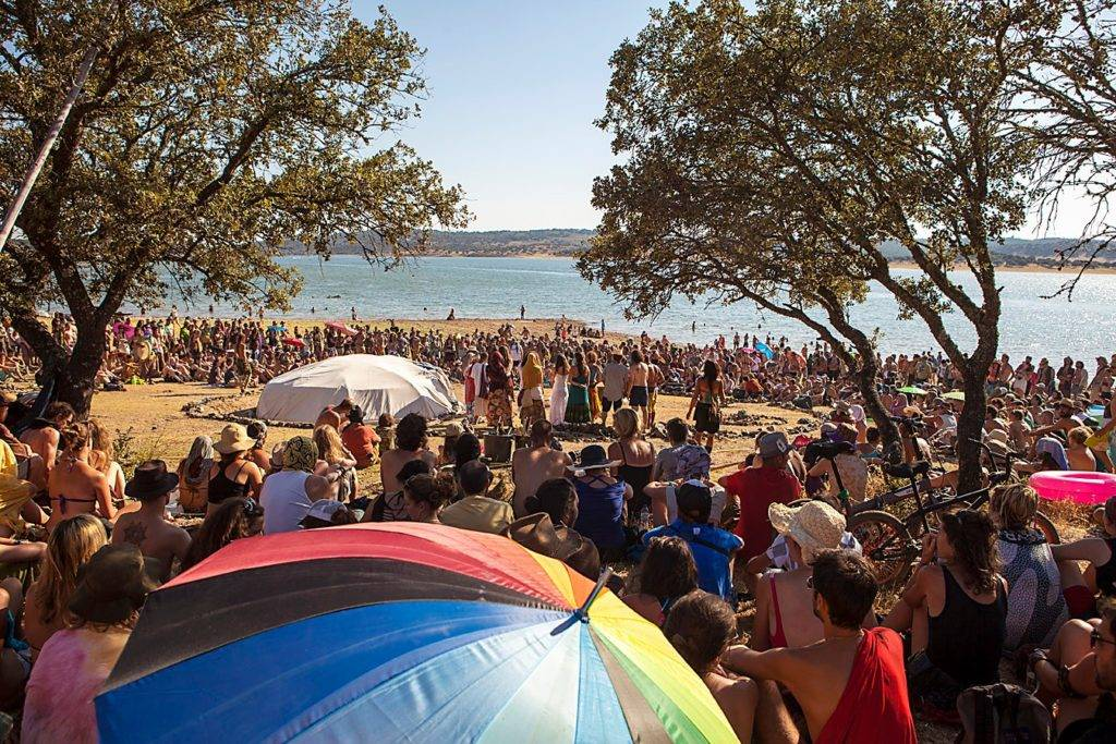 Boom Festival 2012 The Lake
