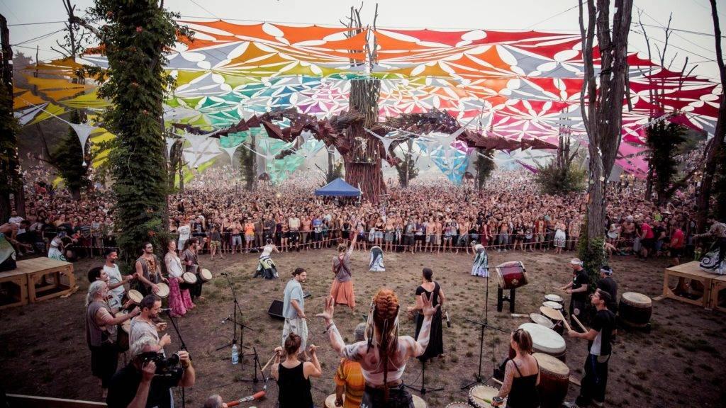 Ozora 2015 live band
