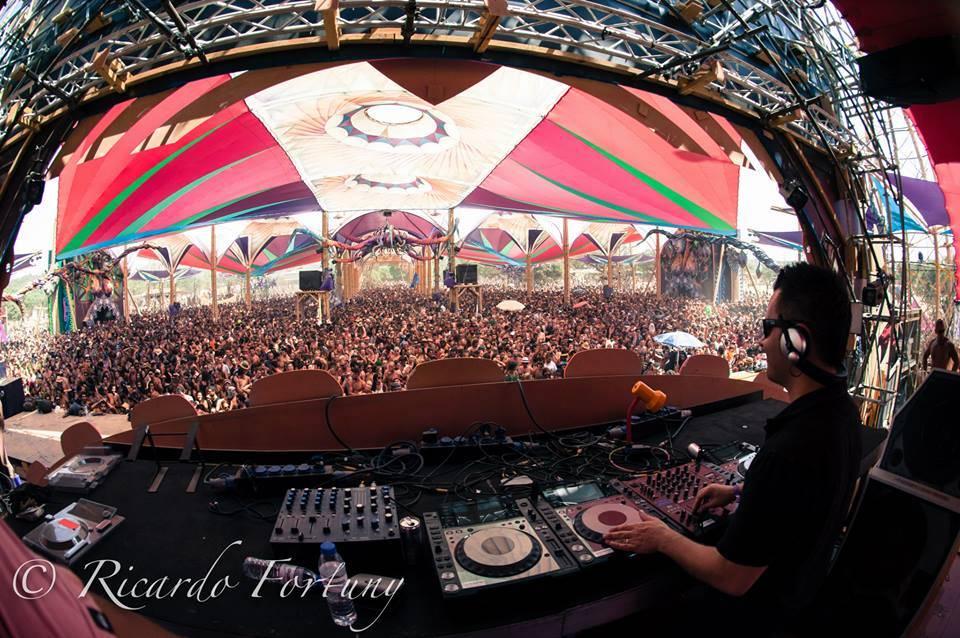Ace Ventura Boom Festival 2014