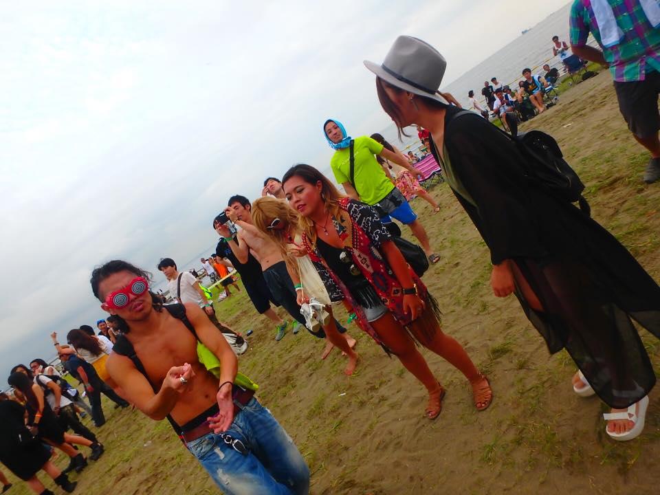 Solstice Music Festival 2016 dancefloor