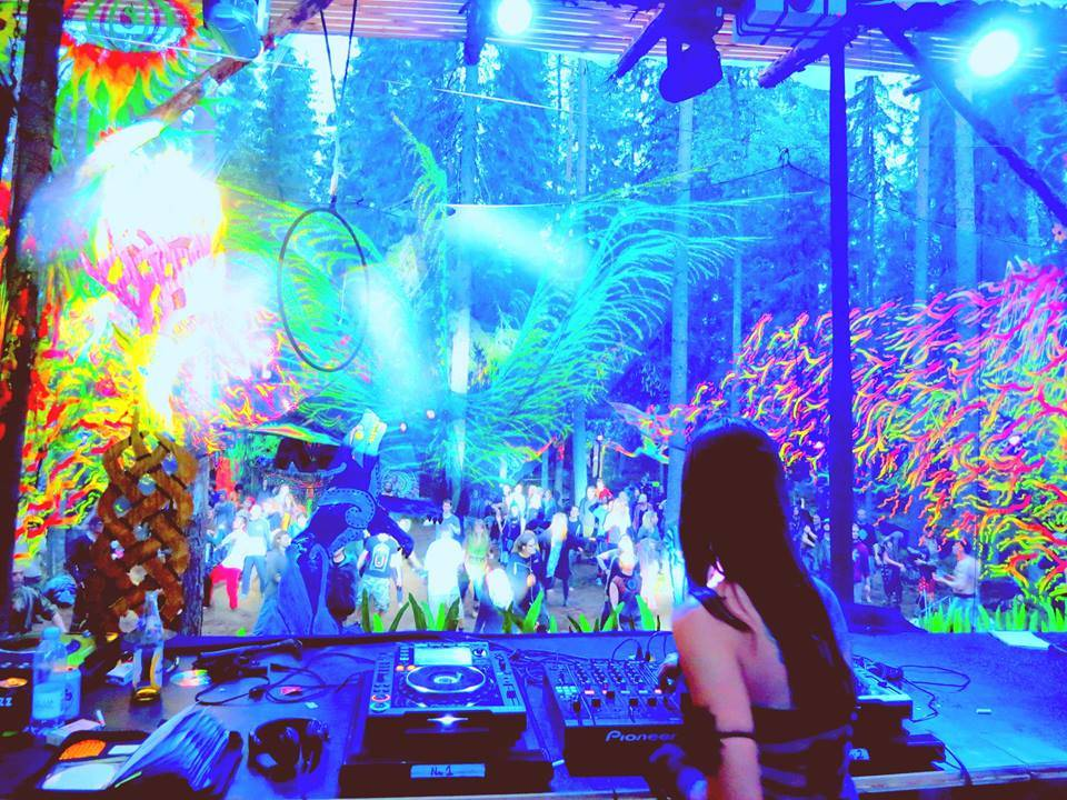 Kosmos Festival 2016 - Djane Naima