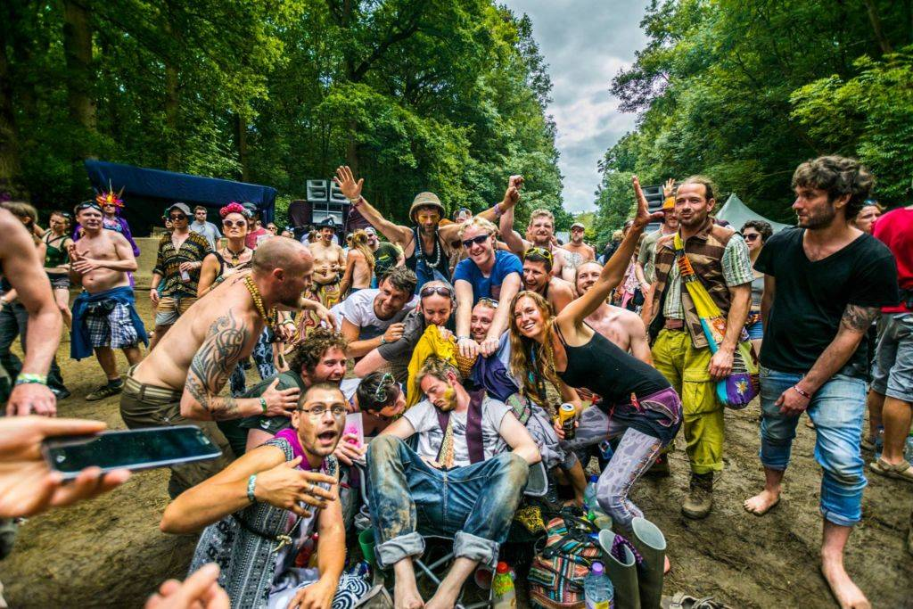 Noisily Festival of Music and Arts Festival 2016 gang