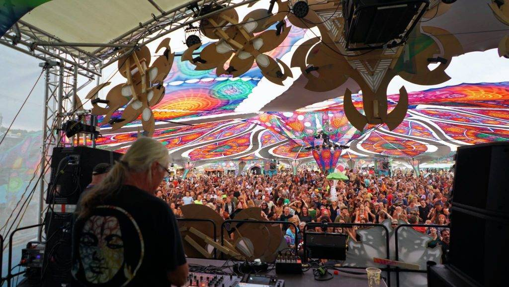 Antaris Project Festival 2016 DJ Chicago - 1200 Micrograms