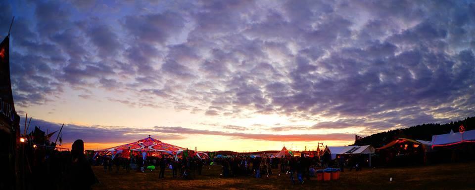 Antaris Project Festival panorama