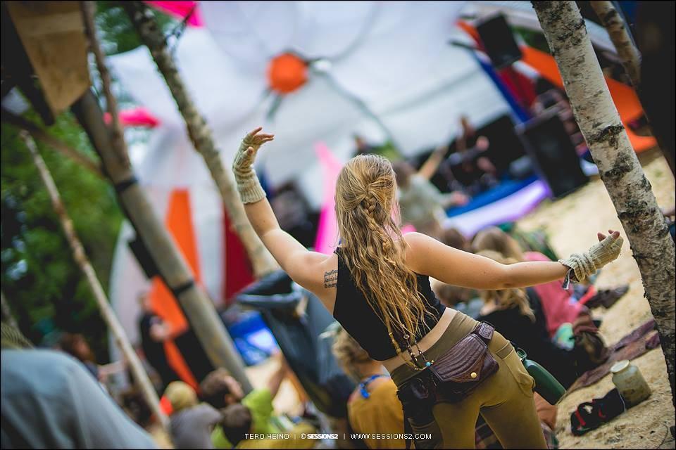 Kosmos Festival 2016 dance