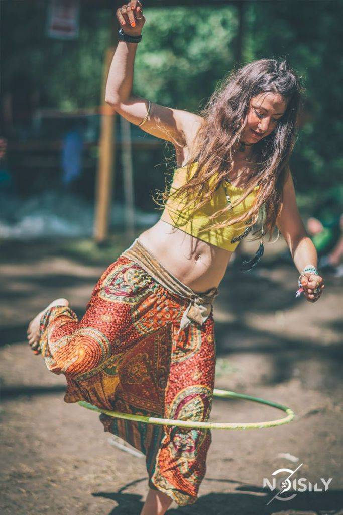 Noisily Festival of Music and Arts Festival 2016 dancing
