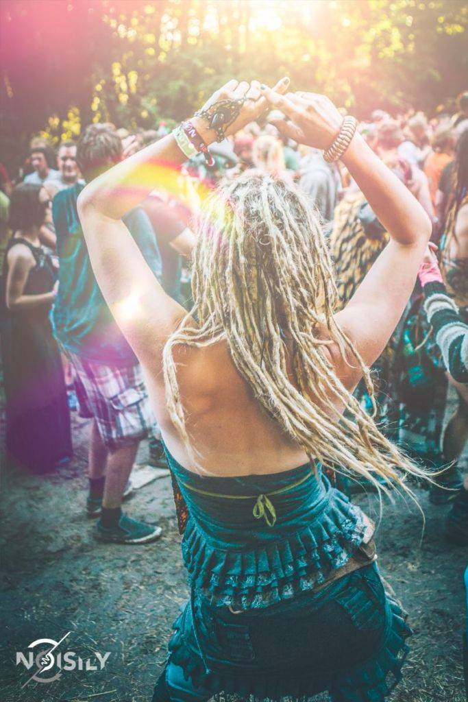 Noisily Festival of Music and Arts Festival 2016 dance