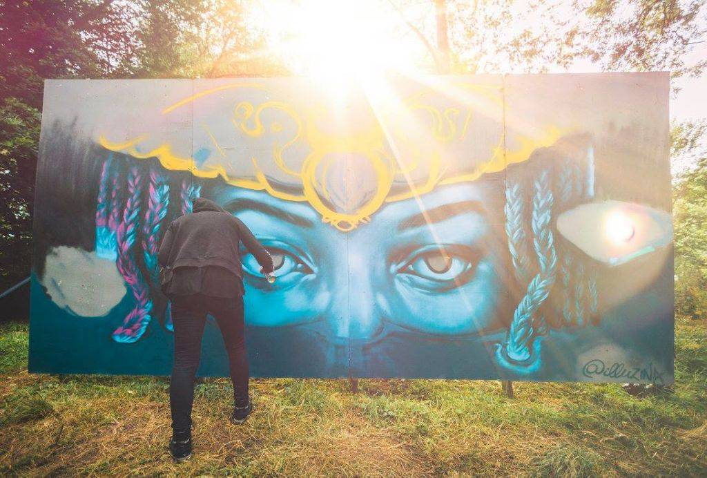 Noisily Festival of Music and Arts Festival 2016 art
