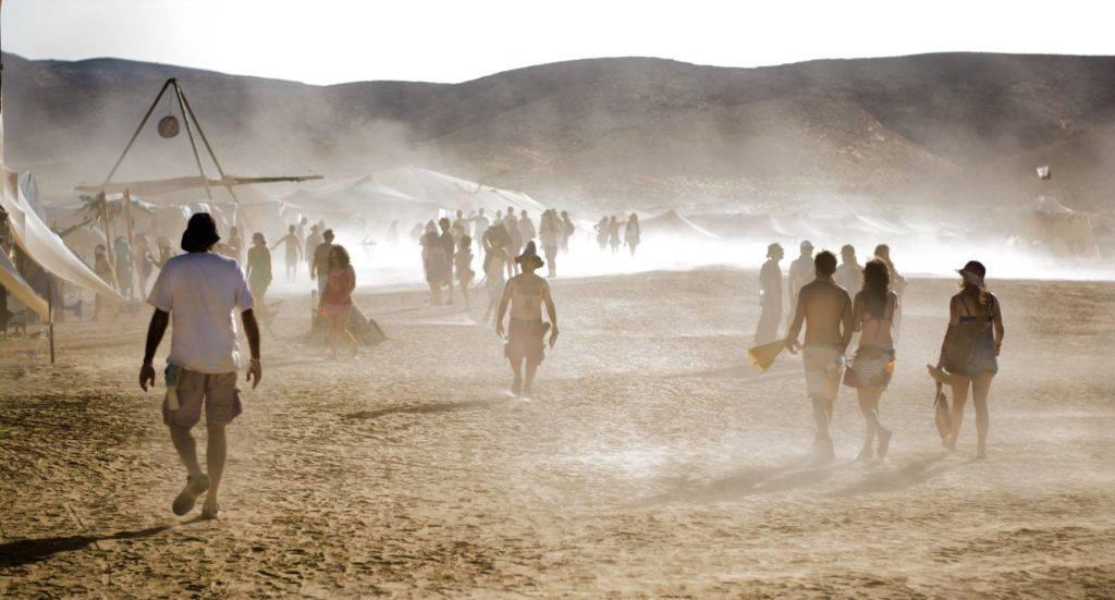 Midburn 2016 desert