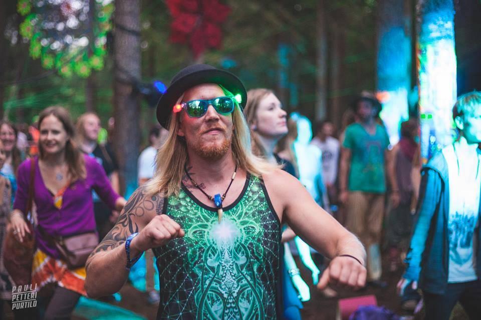 Kosmos Festival 2016 dancing