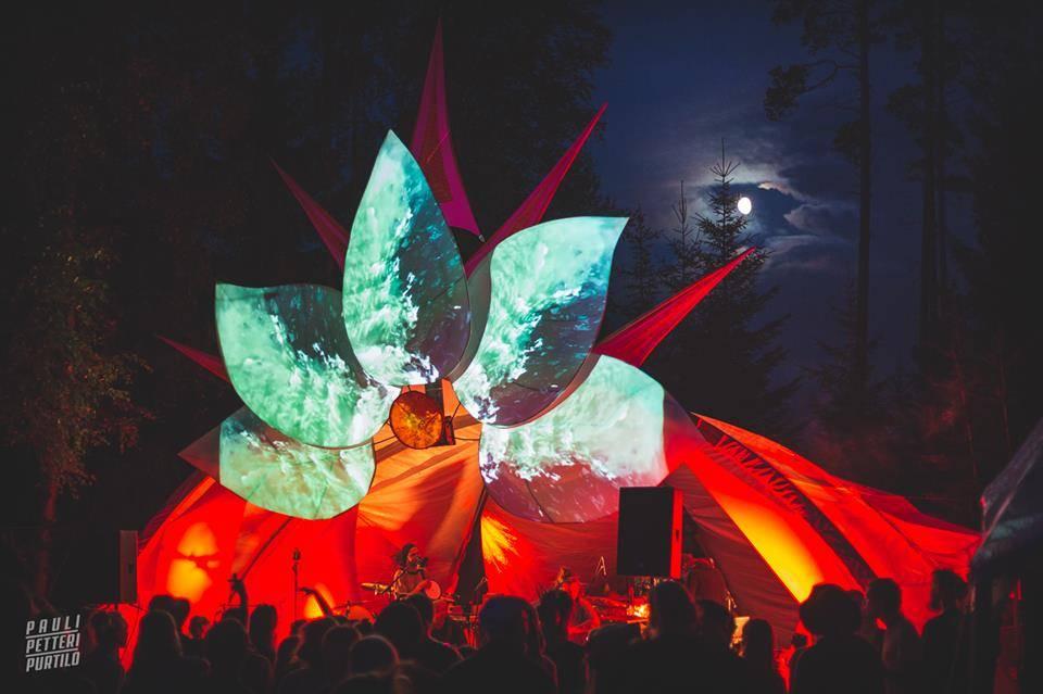 Kosmos Festival 2016 stage