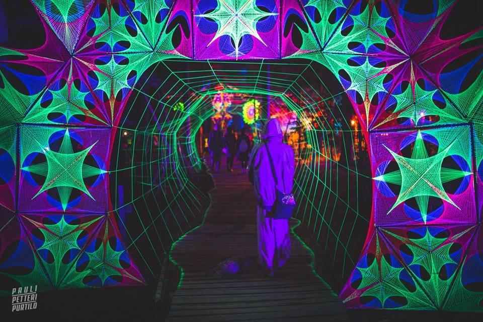 Kosmos Festival 2016 decoration