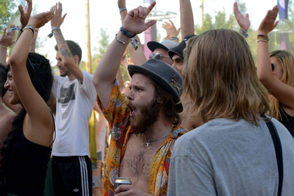Flow Festival 2016 dance