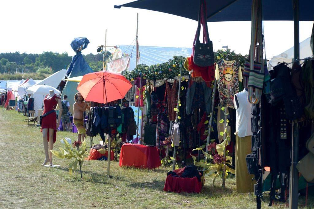 Flow Festival 2016 market